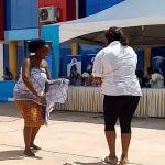 Ghanaian Actress, Mercy Asiedu Hits The Dancefloor With Beautiful 'Adowa' Skills [Photo, Video]
