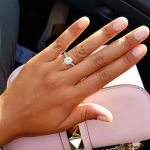 Nigerian Billionaire's Daughter Mairama Gets Engaged, Shows Off Her Diamond Sparkler