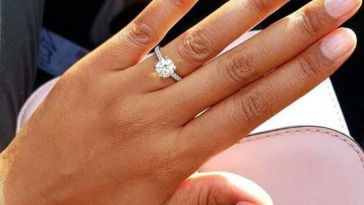 Nigerian Billionaire's Daughter Mairama Gets Engaged, Shows Off Her Diamond Sparkler