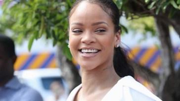 International Singer Rihanna Brings Scholarships And Bikes To Malawian Girls