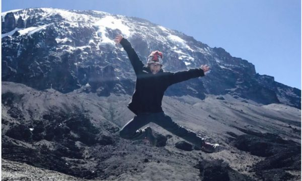 The Youngest Female To Climb The Kilimanjaro