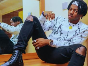 Korede Bello Changes His Hairstyle To Dreadlocks