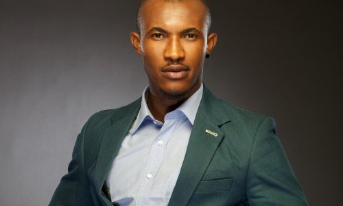 Actor Gideon Okeke
