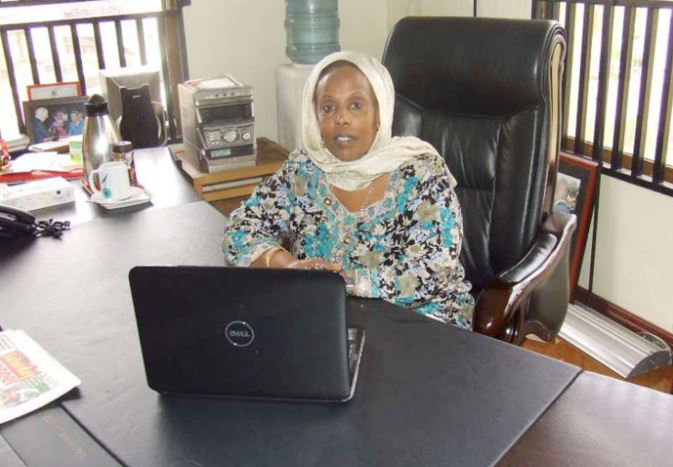 Uganda: Business Tycoon Amina Hersi Makes The Forbes' Wealthiest List
