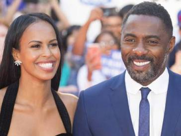 English Actor Idris Elba Confirms He Is Happy In His New Relationship With Somalian Model [Video]