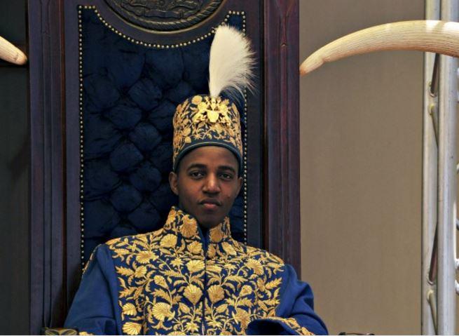 Uganda: Meet King Oyo Nyimba, The World's Youngest Reigning Monarch
