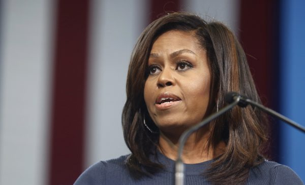 Michelle Obama Says Any Woman Who Voted Against Hillary Clinton Voted Against Their Own Voice [Video]