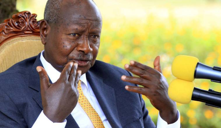 """""""My Doctor Will Tell Whether I Am Capable To Rule Beyond 75 Years Or Not..."""" - Ugandan President Museveni"""