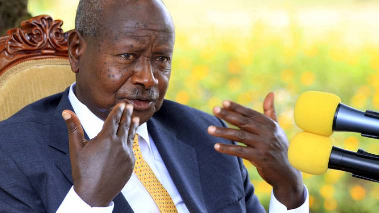 """My Doctor Will Tell Whether I Am Capable To Rule Beyond 75 Years Or Not..."" - Ugandan President Museveni"