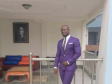 Ghana's Stephen Appiah Shares Photos Of His Massive Multi-Million Dollar Mansion