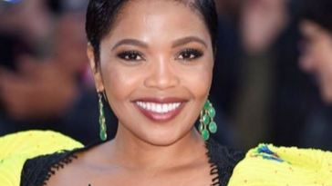 South African Actress Terry Pheto Wins BIG At London Awards