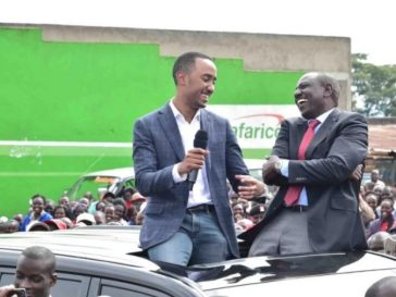Kenyan President Uhuru's Son Leave Kenyans In Great Surprise After He Was Unable To Give Vote Of Thanks In Kiswahili