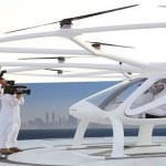Dubai Unveils Self-Flying Taxi That Can Transport People Around Without A Pilot