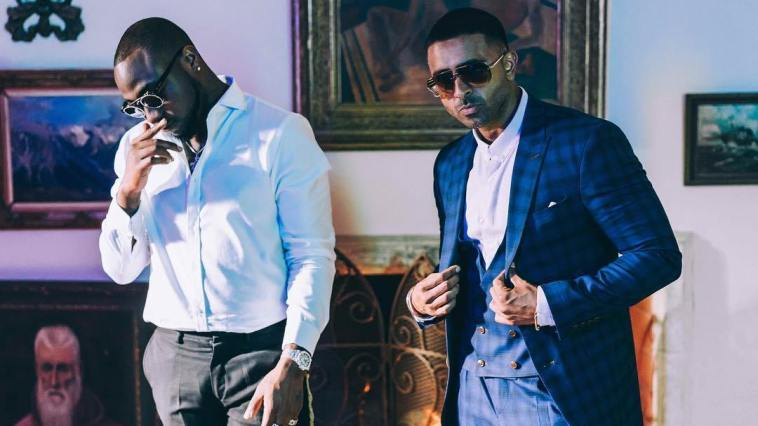 "British Singer, Jay Sean Collaborates With Nigerian Singer, Davido For A New Single ""What You Want"""