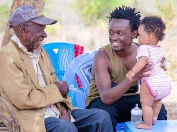 Kenya: Why I Proposed to Diana on New Year - Artist, Bahati