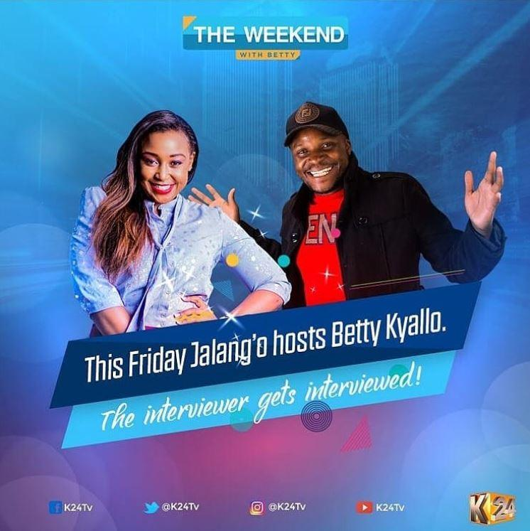Kenya: Funny Questions Fans Want Betty Kyallo to Answer
