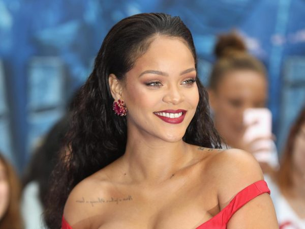 Rihanna Reacts To 'World's Richest Female Musician' Title