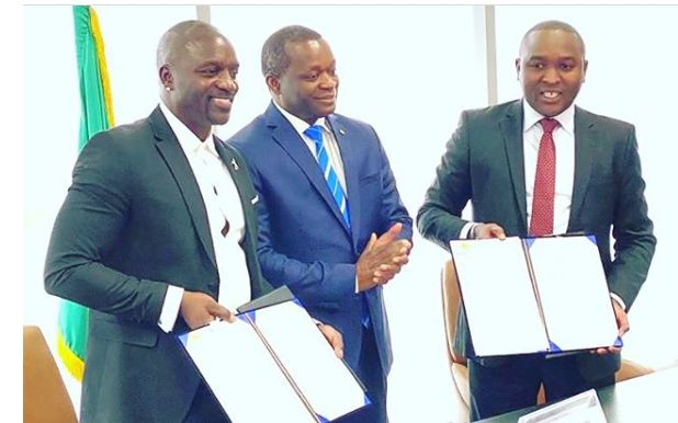 Akon City, Akon