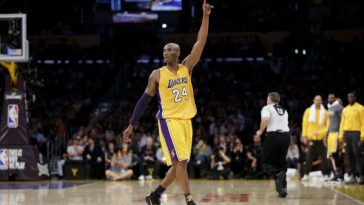 Kobe Bryant Hall Of Fame in 2020 Class