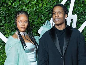 Rihanna and ASAP Rocky, Rihanna and ASAP Rocky dating