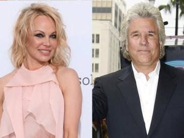 Pamela Anderson and Jon Peters split