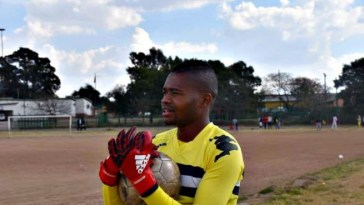 South Africa's First Openly Gay Football Player, Phuti Lekoloane Opens Up