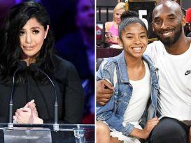 Vanessa Bryant's Emotional Tribute To Kobe