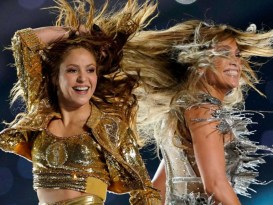 Jennifer Lopez and Shakira's Epic Performance At Super Bowl Halftime Show