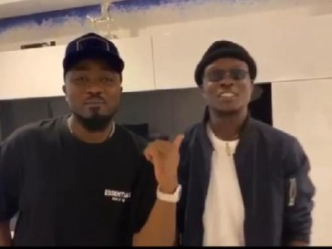 Ice Prince and Kofi Jamar