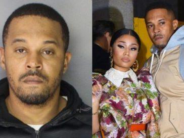 Nicki Minaj's husband, Kenneth Petty