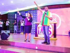 Pastor Brian Amoateng, Founder of iYES