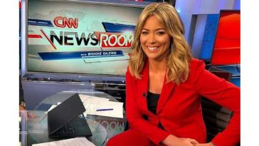 Brooke Baldwin Tests Positive For Coronavirus