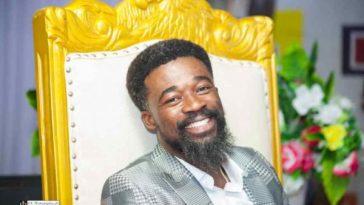 prophet Reindolf Oduro Gyebi a.k.a Eagle prophet