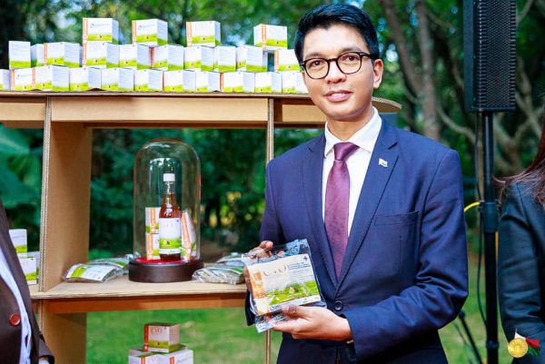 Madagascar's herbal cure for Coronavirus
