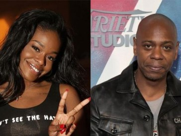 Azealia Banks claims she slept with Dave Chappelle