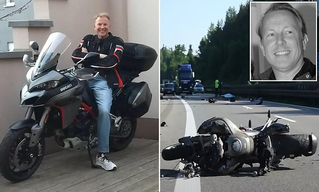 Germany's Prince Otto Of Hesse Dies In Horror Motorbike Accident