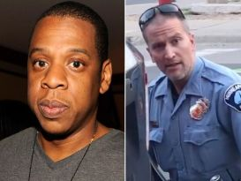 Jay-Z reacts to George Floyd's death