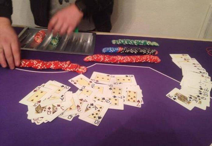 Полиция ликвидировала подпольное казино под Киевом