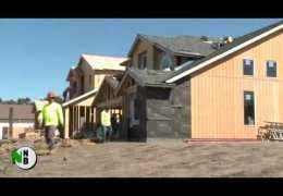 Larkfield Home First to Completion