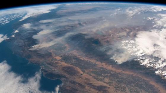 Spectacular Space Images – Smokey Skies this Week