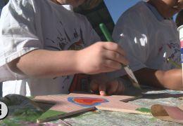 Glen Ellen Kids Create Stars of Hope