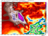 10+ inches of Rain by March 8th?  Possible.