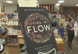 Author Explores Living in Flow