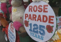 125th Rose Parade Wet and Wonderful