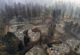 Report: PG&E Put off Repairs before Paradise Blaze