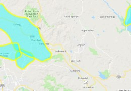 PG&E Shutting Off Power to Limited Areas of Sonoma and Napa Counties