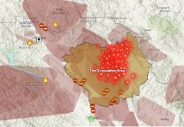 Interactive Map of Kincade Fire-Outages Across Sonoma County