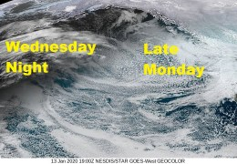 Big Rain Arrives Wednesday Night