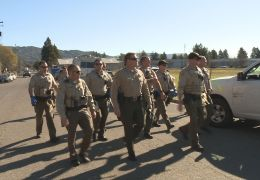West Robles Homeless Camp Cleared by Sheriffs Deputies
