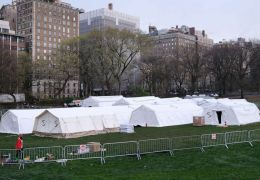 NYC Sees Virus Deaths Leveling Off, Governor Cautiously Optimistic